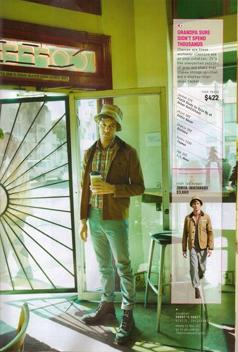 GQ May 2012 - adam-brody Photo