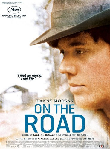 On the Road (Movie) wallpaper with a fedora, a boater, and a porkpie titled Garrett Hedlund is Dean Moriarty a.k.a. Neal Cassady
