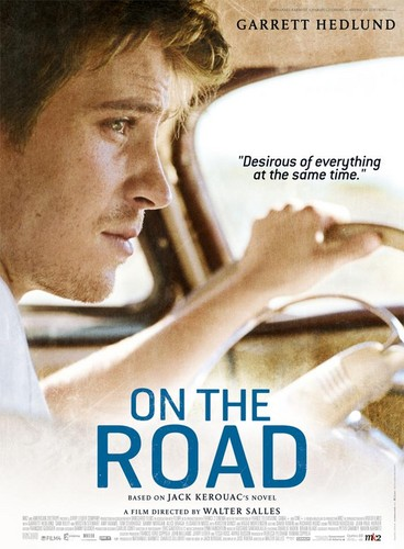 On the Road (Movie) wallpaper containing a portrait titled Garrett Hedlund is Dean Moriarty a.k.a. Neal Cassady