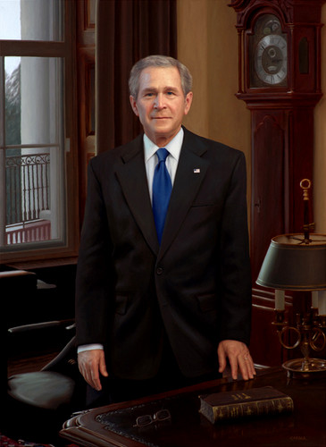 George W. struik, bush