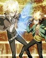 Giotto and Tsuna
