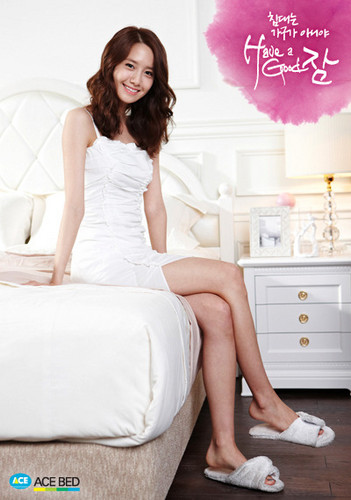 "Girls' Generation Yoona ""Ace Bed"""