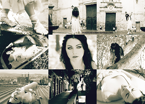 Evanescence wallpaper containing a street entitled GoddessOfAnAngel