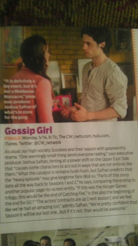 Gossip Girl Finale Article - dan-and-blair Photo