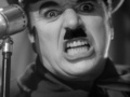 Great Dictator - Large - charlie-chaplin photo