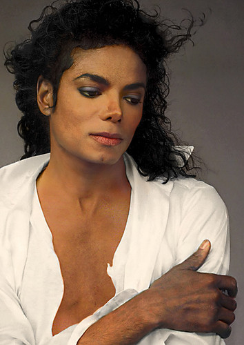 Michael Jackson Hintergrund possibly with a portrait titled HD