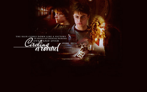 Harry Potter wallpaper probably with a sign titled HP ♥