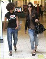Halle Berry: Beverly Center Shopping! - halle-berry photo