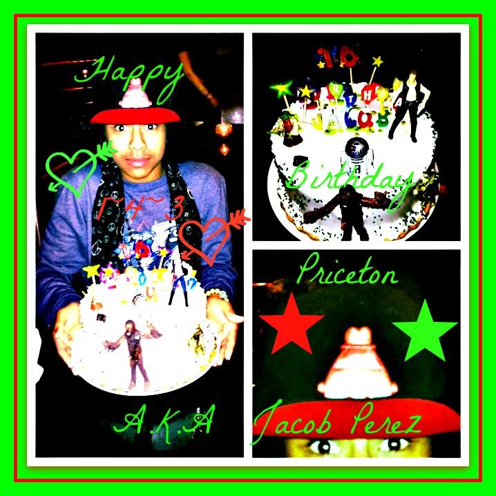 Happy Birthday A.K.A Jacob Perez - Princeton (Mindless