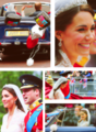 Happy One Year Anniversary Catherine  & Prince William!  - prince-william-and-kate-middleton fan art