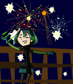 Happy new year - total-drama-island fan art