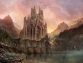 Harrenhal Concept Art - game-of-thrones photo