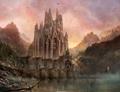 Harrenhal Concept Art - game-of-thrones photo