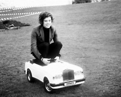 Harry Styles - Black and White