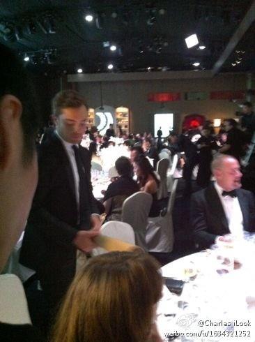 Harry Winston Party - April 27, 2012