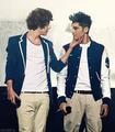 Harry & Zayn <3