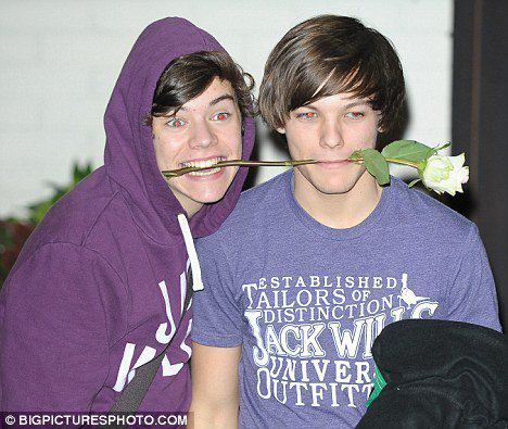 Harry and Louis :)