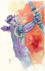 Hawkeye wallpaper entitled Hawkeye is so raw