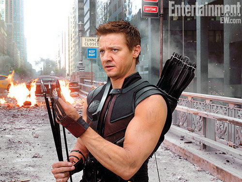 Hawkeye - the-avengers Photo