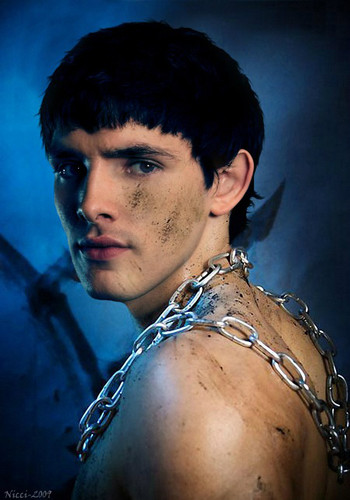 He is punished - colin-morgan Photo