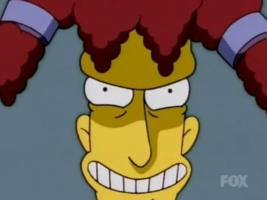 Sideshow Bob fondo de pantalla with anime called Hello Bart