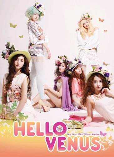 Hello Venus album cover