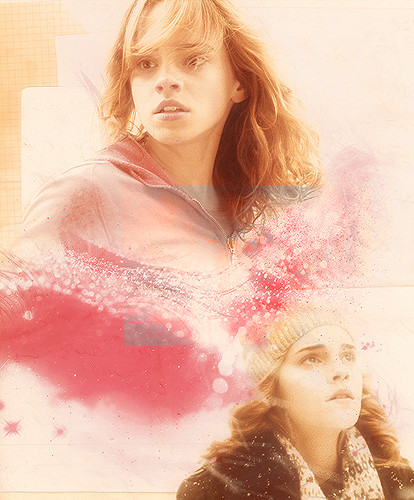 Harry Potter wallpaper probably with a portrait entitled Hermione Granger