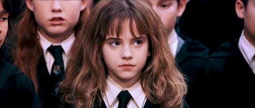 Hermione Philosopher's stone