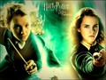 Hermione and Luna