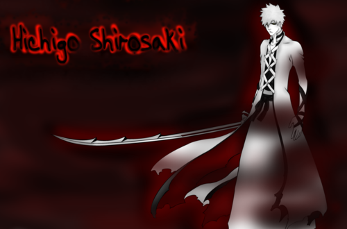 Hichigo's new Bankai - bleach-anime Photo