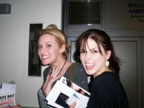 Hilarie & Sophia <3
