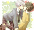 HongIce - hetalia-couples fan art