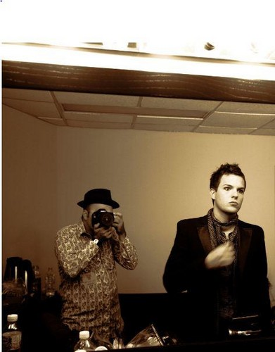 Hot Fuss era  - the-killers Photo
