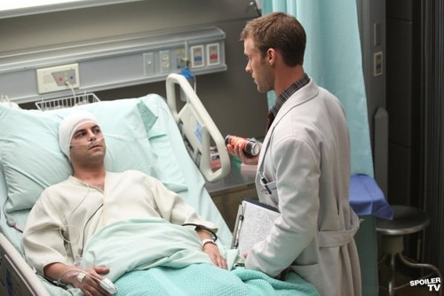 House - Episode 8.20 - Post Mortem - Promotional foto