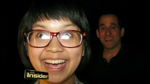 Charlyne Yi and Peter Jacobson- House MD- The Insider