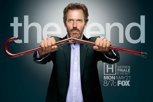 "House Season 8 - Poster ""The End"" HQ #2"
