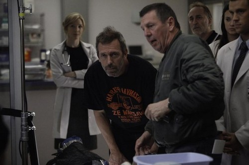 HouseMD-8x19-The C-Word BTS