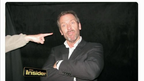 Hugh Laurie-House MD- The Insider