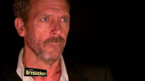 Hugh Laurie House MD- The Insider