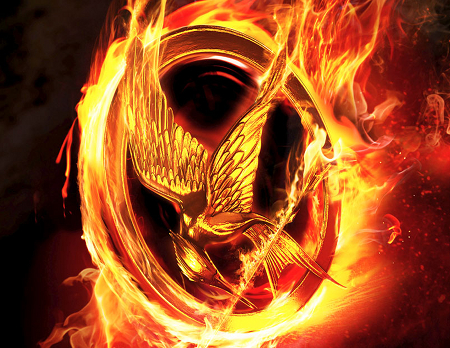 The Hunger Games wallpaper titled Hunger Games Symbol