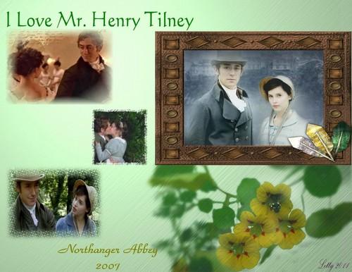 I Liebe Mr. Henry Tilney