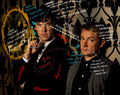 Intense Heterosexual Gaze - johnlock photo