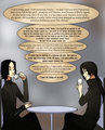 Itachi and Snape - Quandary