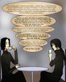 Itachi and Snape - Quandary