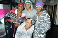 JLS in their Zaini hats!