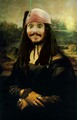 Jack Sparrow - Mona Lisa