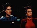 Jadzia & Kira