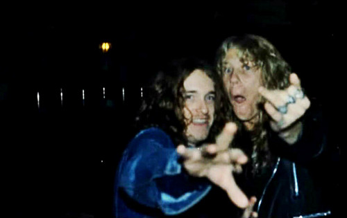 James & Cliff