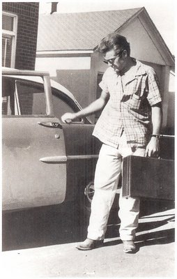 James Dean 1955 Chevy