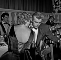 James Dean with Ursula Andress - james-dean photo